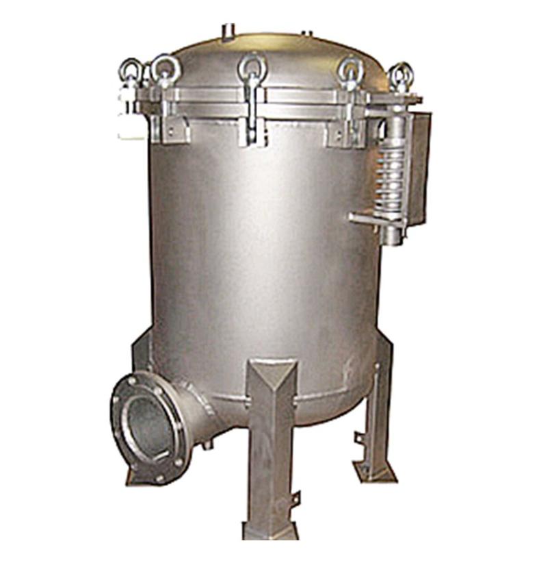 Carcaça de Filtração Multi-Bolsa - Parafuso e Porca Olhal